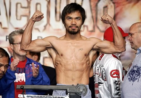 11/13/09,Las Vegas,Nevada  ---  Six-time world champion pound-for-pound king Manny