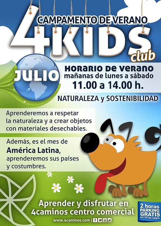 4Kids_Cartel-Julio_50x70